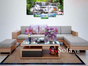 bàn ghế sofa gỗ đẹp tại bắc ninh
