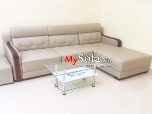 sofa da đẹp bắc ninh