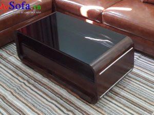 bàn sofa gỗ đẹp sang trọng