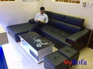 bán sofa góc chữ L đẹp
