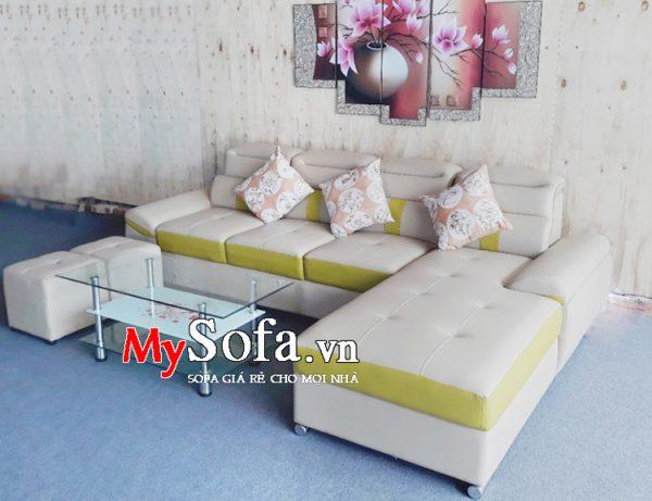 bán ghế sofa da đẹp tại bắc ninh