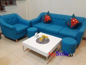 bộ ghế sofa văng đẹp hiện đại