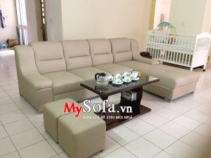 bán sofa góc chữ L tại bắc ninh